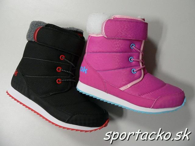 cd565ec78 Zimná obuv/športové čižmy Reebok Snow Prime | ŠportÁčko.sk