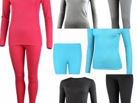 Dámske termoprádlo High Colorado Riga Underwear Set: Tričko + spodky