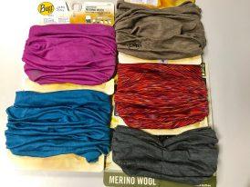 Multifunkčná šatka BUFF Merino Wool 100%