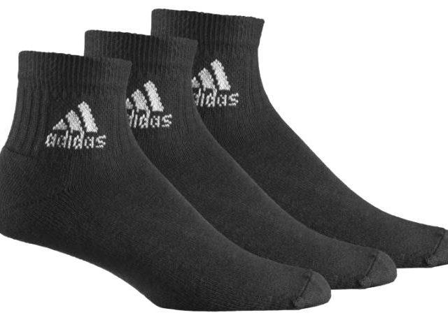 3x športové ponožky Adidas Per Ankle HC 3P