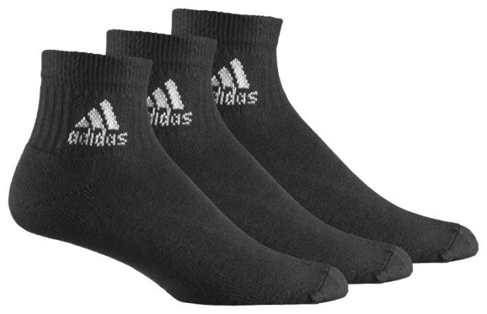 Adidas odevy-Ponožky športové-3x športové ponožky Adidas Per Ankle ... 1ade6b345f