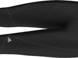 Elastické nohavice Adidas YG T Y TF 3/4 T
