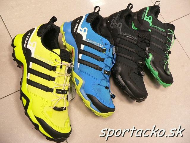 športové potreby » Obuv trekingová · Pánska treková obuv Adidas Terrex  Swift R d3ed8f12f28