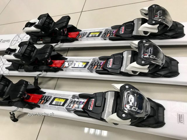 Dámske lyže s viazaním VOLKL Flair 2018/19