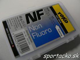 Hydro-carbonový lyžiarsky vosk ToKo NF Hot