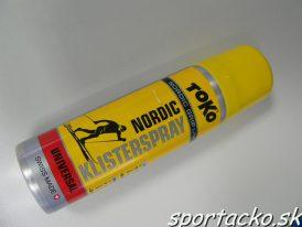 Stúpací vosk na bežky ToKo Nordic Klisterspray