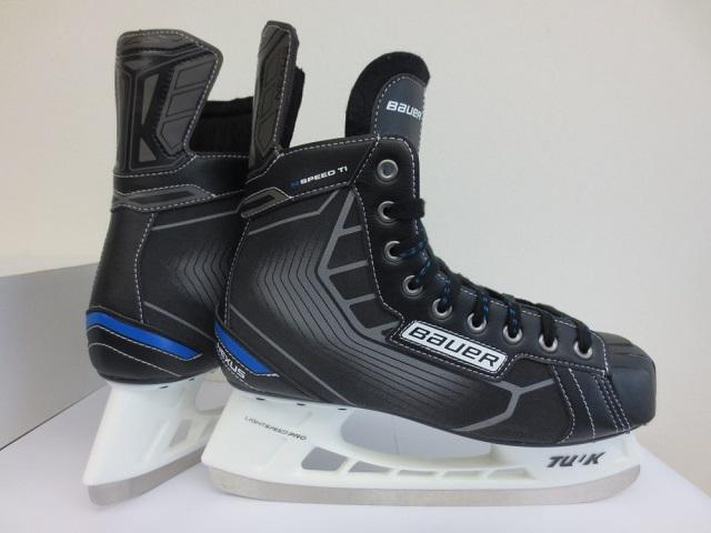 Ľadové hokejové korčule Bauer Nexus Speed Ti