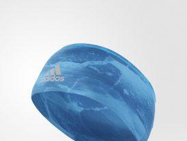 Tréningová čelenka Adidas Wide Graphic