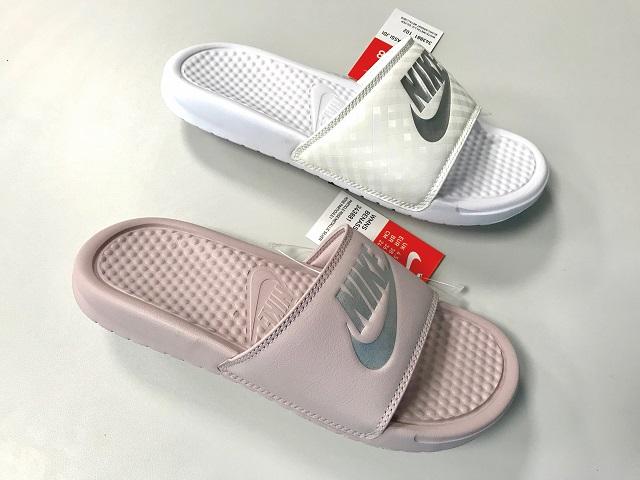 Dámske šľapky Nike Benassi Just Do It