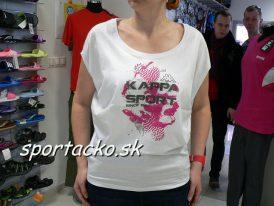 Dámske loose tričko KAPPA Tania