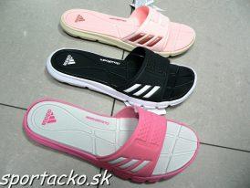 Dámske šľapky Adidas adipure CloudFoam W