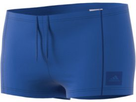 Plavky Adidas Essence Core Solid Boxer