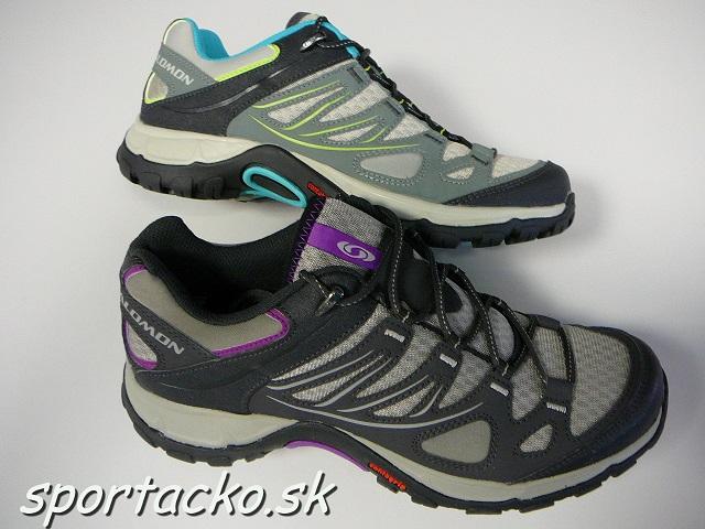 e12c927fe1074 Výpredaj: Dámska trekingová obuv Salomon Ellipse Aero Women ...