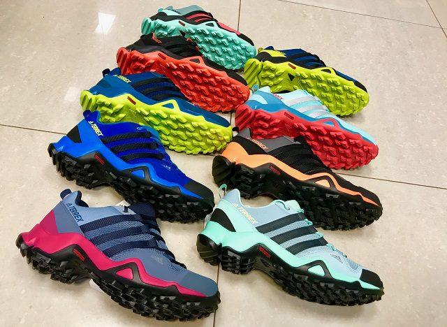 Obuv Adidas TERREX AX2R Climaproof K
