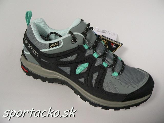 Salomon-Obuv trekingová-Dámska treková obuv SALOMON Ellipse 2 GTX ... cec76c922f
