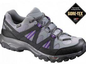 Gore-Texová obuv Salomon Tsingy GTX Wmn