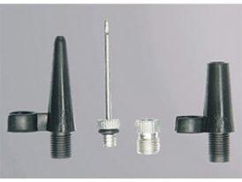 Adaptér na ventil pre lopty i nafukovačky