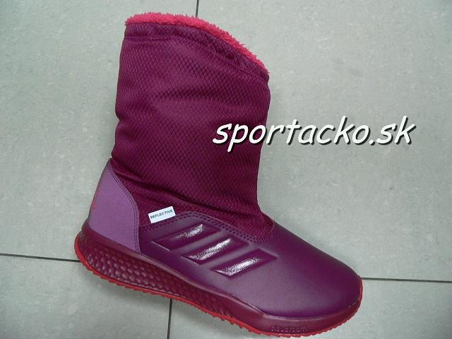 f42949353f49 Výpredaj  Zimná obuv športové čižmy Adidas RapidaSnow ...
