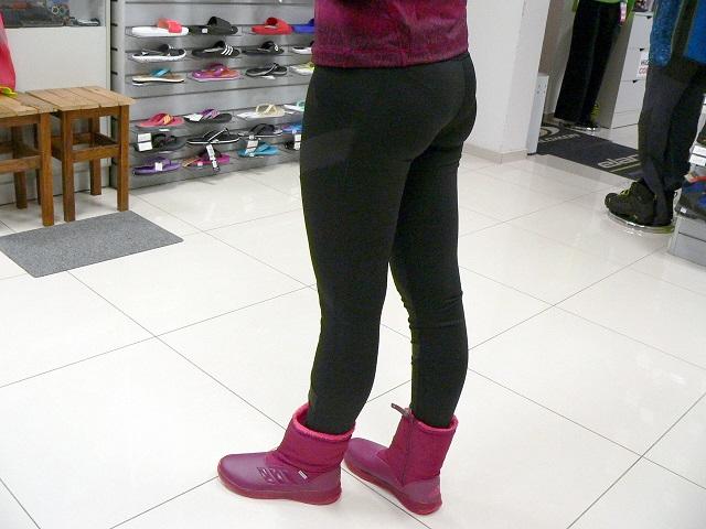 Výpredaj: Zimná obuv/športové čižmy Adidas RapidaSnow