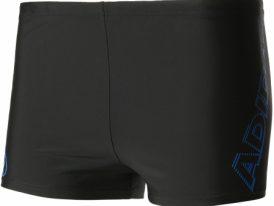 Pánske plavky/boxerky Adidas Solid Boxer