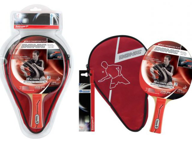 Set na stolný tenis Donic Waldner 600