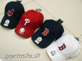 Šiltovky ´47brand Clean Up Baseball MLB