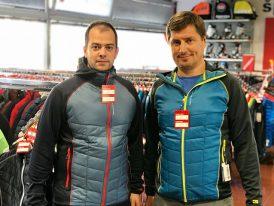 Pánska športová bunda GTS Jacket Mix Hr.