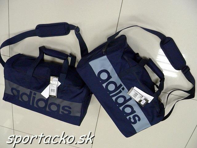 17e7056bcd Športová taška Adidas Linear Perform TB S ...