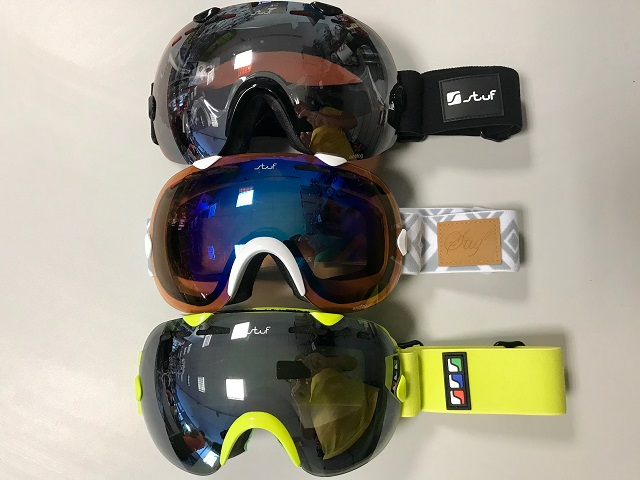 športové potreby » Lyžiarske okuliare · Okuliare na lyže snowboard Stuf  Ryder Mirror 50daf23d4fa