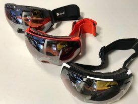 Lyžiarske okuliare Stuf Prospect OTG