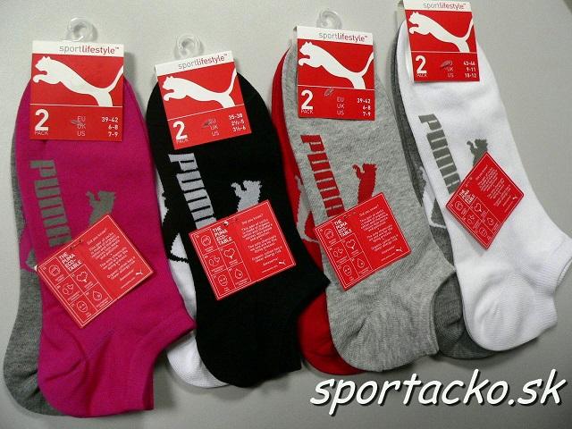 PUMA odevy-Ponožky športové-Členkové ponožky PUMA Functional Sport ... c3708f4e58