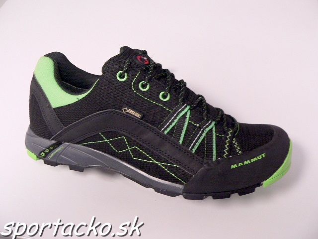 MAMMUT-Obuv trekingová-Trekingová obuv MAMMUT Ceredo Low GTX  57fbf92b48b