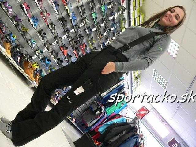 AKCIA nová kolekcia: Dámske lyžiarske nohavice GTS 4way Stretch ZIMA 2020/21
