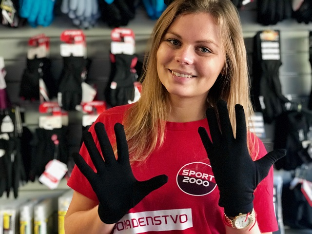 AKCIA: Thermo rukavice Zanier MERINO Wool ZIMA 2019/20