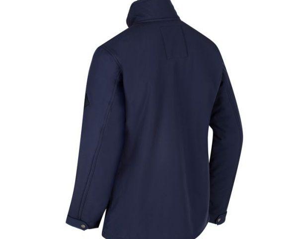 Pánska zateplená softshellová bunda Regatta Castiel RML140
