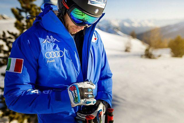 Lyžiarska reprezentačná bunda Kappa 6CENTO 611 FISI ZIMA 2019/20
