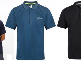Pánske funkčné tričko Regatta Maverick IV