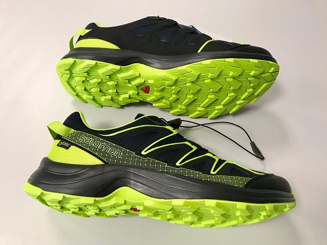 Pánska trailová obuv Salomon XA Orion GTX