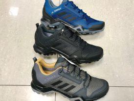 Trekingová obuv Adidas Terrex AX3 Gore-Tex Continental Men ZIMA 2019/20