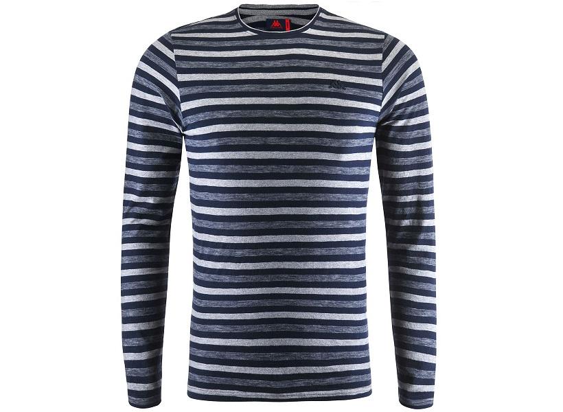 9d742687bc1d Pánske tričko s dlhým rukávom Kappa Frajer