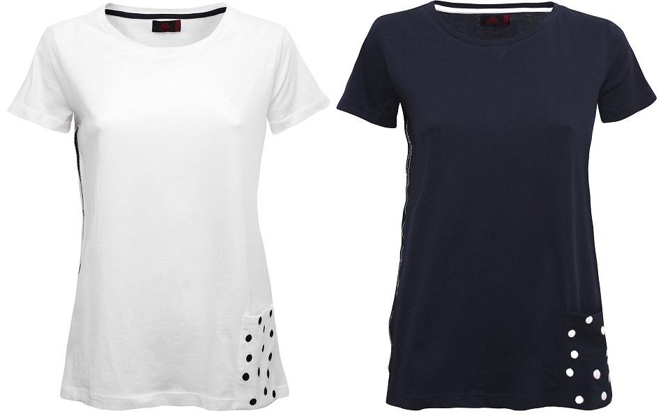 c80752f5f58e Dámske bavlnené tričko Kappa Belle
