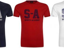Pánske tričko Kappa Academy
