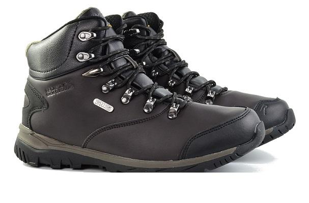 300426308b Pánska turistická obuv Regatta Kota Leather Mid