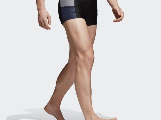 Pánske plavky Adidas Colourblock Boxer
