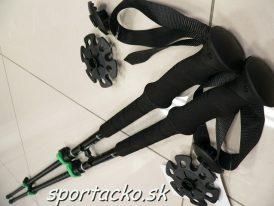 Trekingové nastaviteľné palice HC Trekker QuickLock 2020