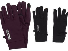 Športové rukavice Regatta Touchtip Stretch Glove