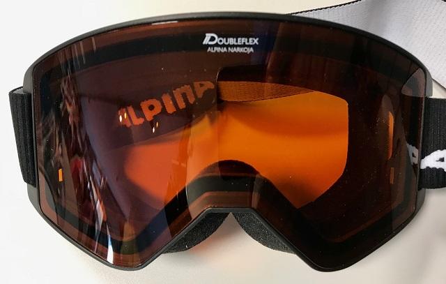 c5f70cb7a Lyžiarske okuliare ALPINA Narakoja OTG | ŠportÁčko.sk