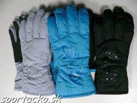 Dámske rukavice na zimu STUF Alp Rose