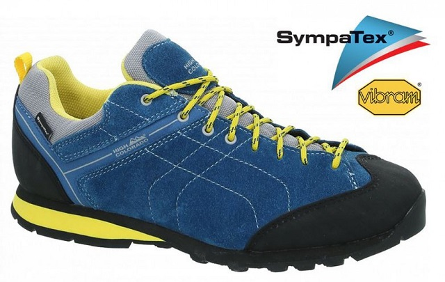 Celoročná trekingová obuv HC Ferrata Sympatex Vibram