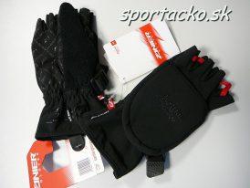 Dámske skialpinistické rukavice ZANIER Wind Blocker